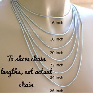 Other - Shows How Different Chain Lengths Fit